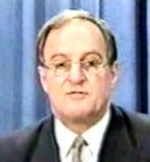 Bob Debus MP