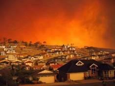 Canberra 2003 Fires
